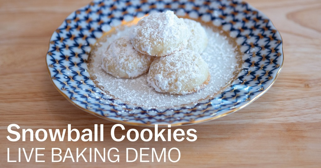 snowball-cookies